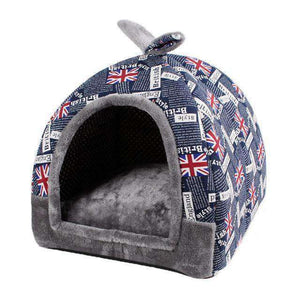 Pet House and Cushion