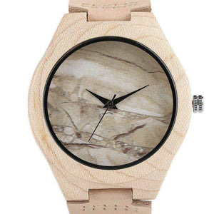 Marble Wooden Watches