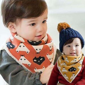 Baby Cotton Bandana Bibs