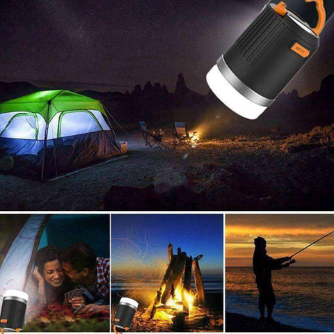Image of Portable Outdoor Camping Lantern-Cool Gadget-InCrate.store