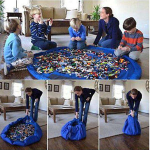 Quick Toy Sack-Bags-150cm-Green-InCrate.store