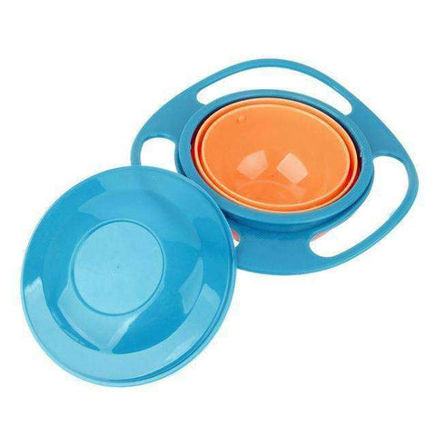 Image of Universal Gyro Bowl-Babies & Kids-Blue-InCrate.store