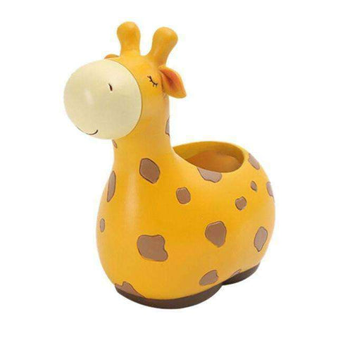 Image of Cute Animal Planters-Gift Ideas-Giraffe-One size-InCrate.store