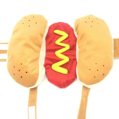 Hot Dog Pet Costume-Pet Supplies-S-InCrate.store