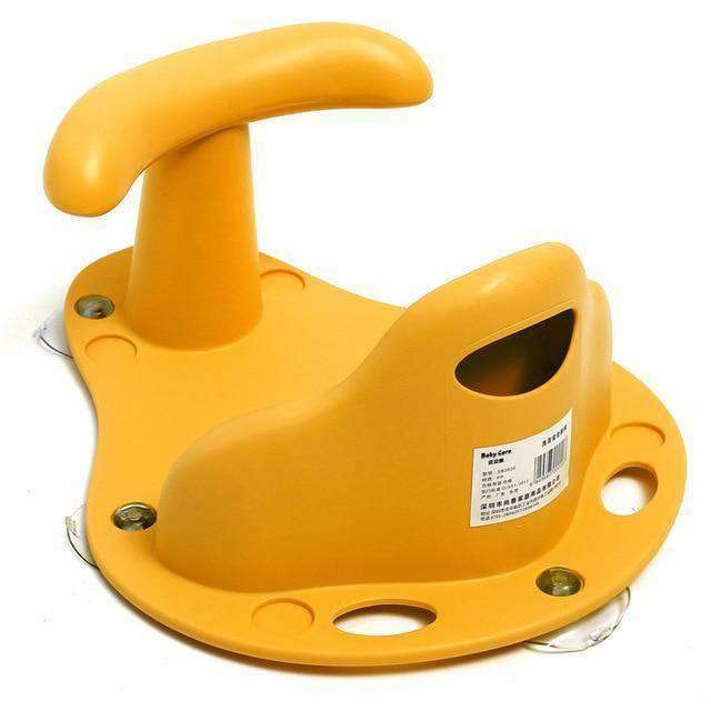 Baby Bath Tub Ring Seat (4 Colors)-Babies & Kids-Yellow-InCrate.store