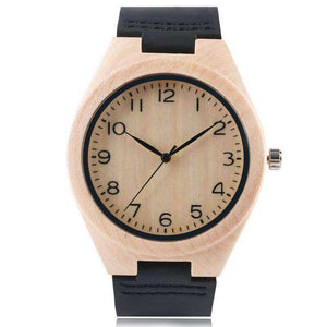Stylish Men Wooden Watch