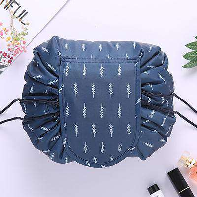 Quick Makeup Bag-Bags-Blue Feather-InCrate.store