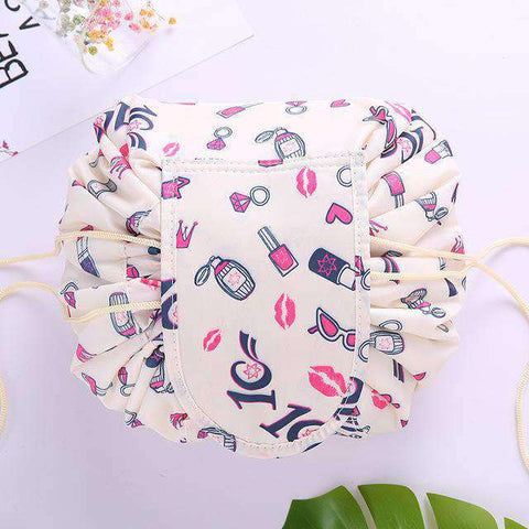 Quick Makeup Bag-Bags-Beige Beauty-InCrate.store