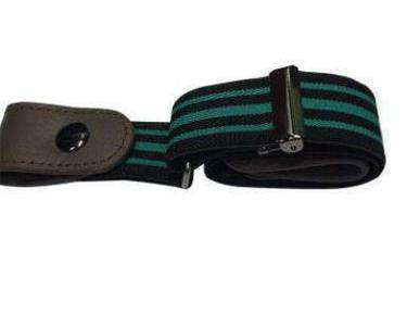 BUCKLE-FREE ELASTIC STRAP BELT-Belt-Green-InCrate.store