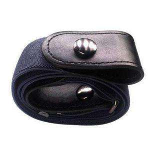 Image of BUCKLE-FREE ELASTIC STRAP BELT-Belt-DeepBlue-InCrate.store