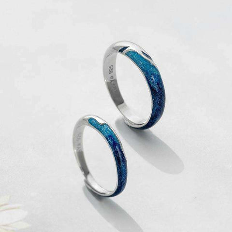 Image of Bright Shining River Rings-Rings-Small and Large-InCrate.store