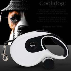 8M Premium Durable Retractable Dog Leash