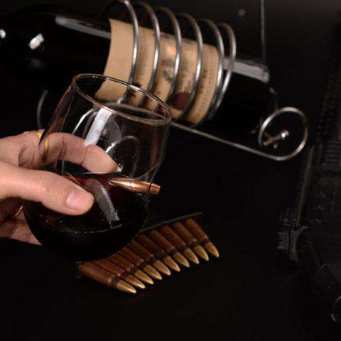 Bullet Shot Glass-Gift Ideas-InCrate.store