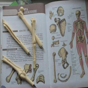Anatomical Bone BallPoint Pens