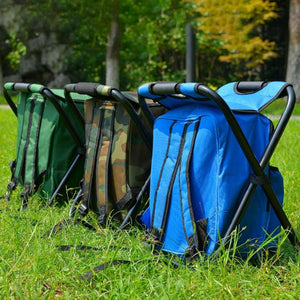 Waterproof Folding Chair Backpack