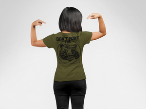 """DON'T POKE THE BEAR""-WOMENS (LIMITED EDITION)"