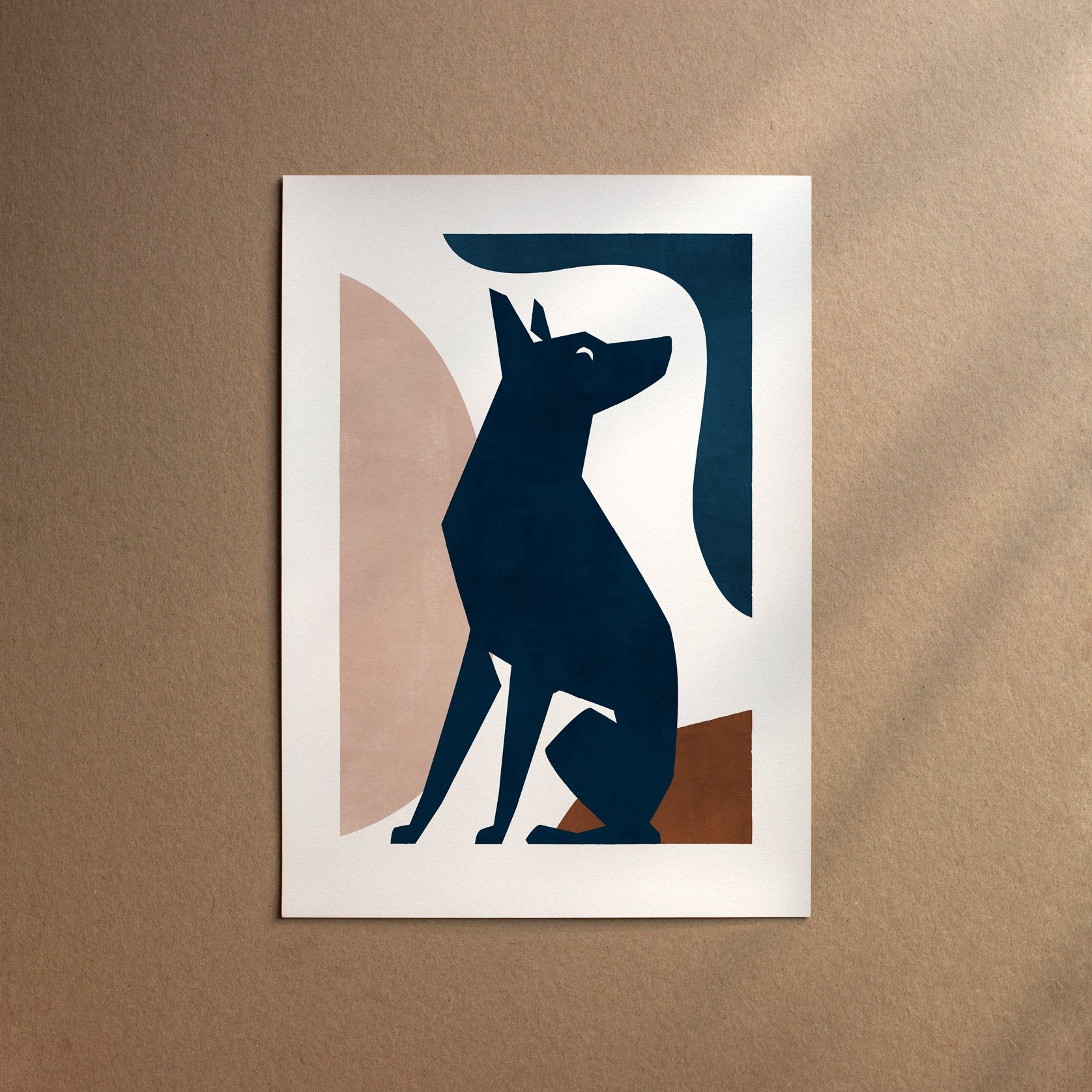 Manchester Terrier  [Form-Moon]