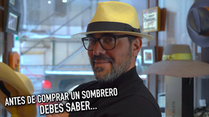 Lo que debes saber antes de comprar un sombrero | What you should know before buying a hat
