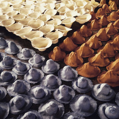 Panama Hats Drying