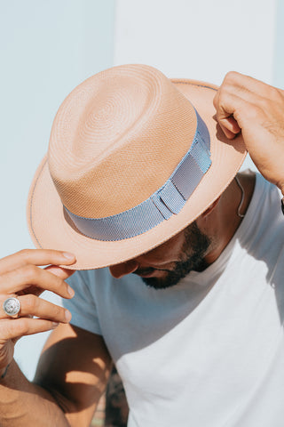 GENUINE MODERN PANAMA HAT