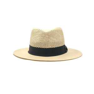 Aussie Ventilated Natural Genuine Panama Hat