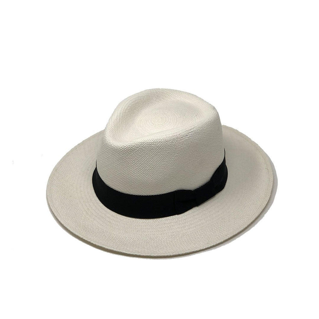 Aussie White Genuine Panama Hat