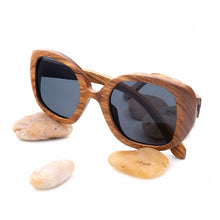 The Block Wood Sunglasses - EL BLOQUE