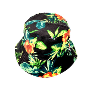 Flower Reversible Bucket Caps