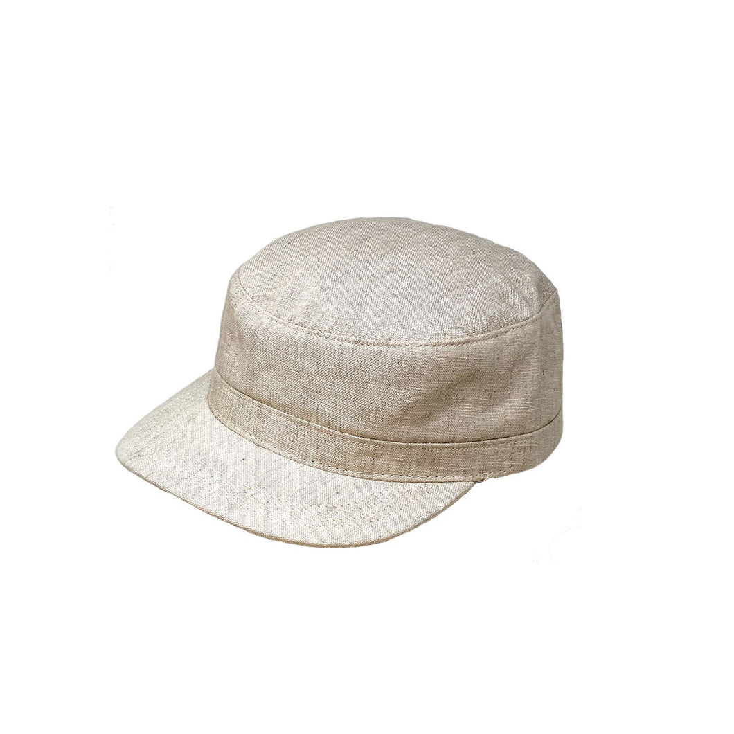 Military Irish Linen Caps