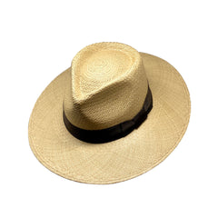Sauvage D'Or Genuine Panama Hat