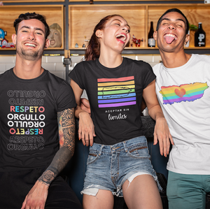 Orgullo Respeto Classic Fit T-Shirt - Pride Respect