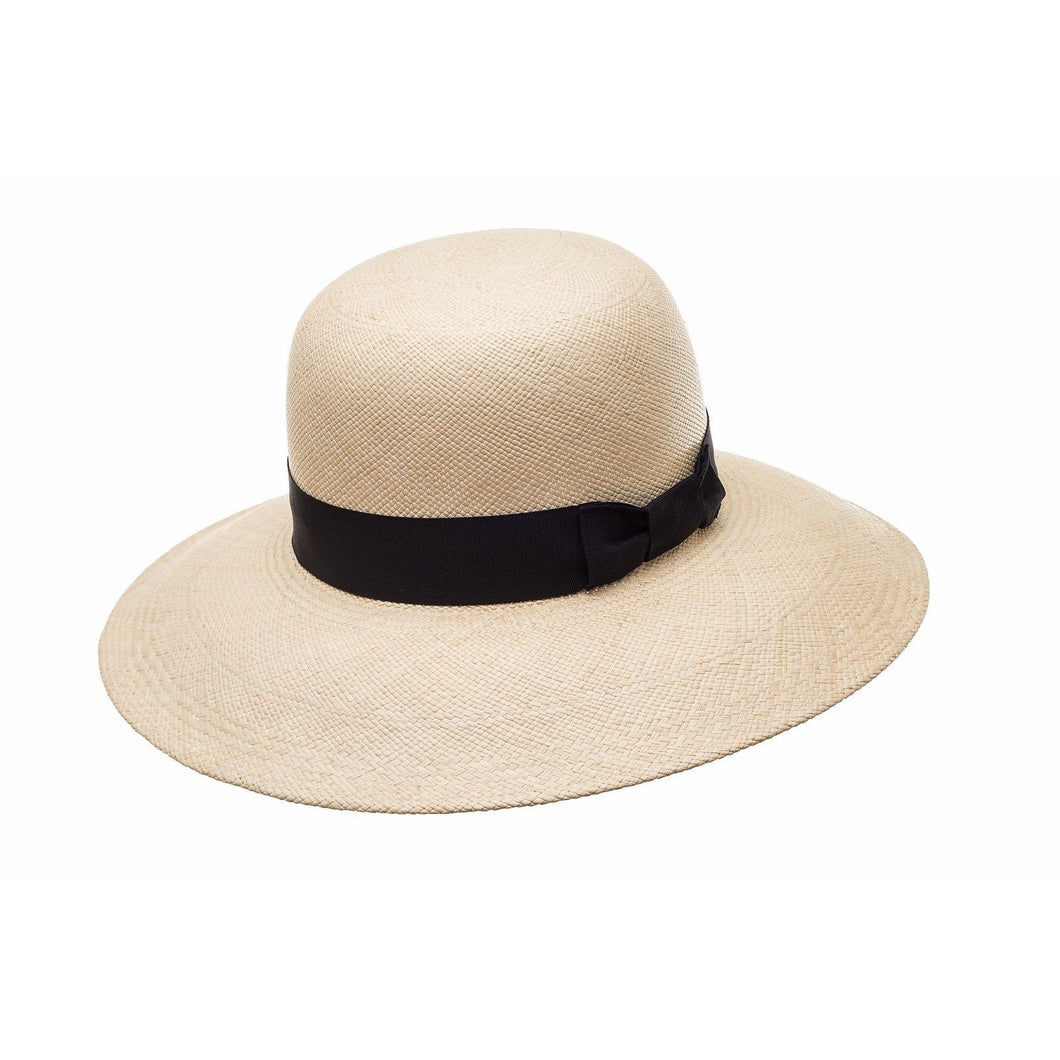 SUMMER HAT, WOMENS PANAMA HAT
