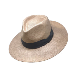 Sauvage Rayure Genuine Panama Hat