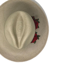 Ene Rose Genuine Panama Hat