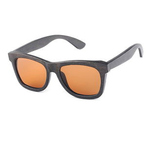 The Wayfarer Design Wood Sunglasses - EL CAMINANTE