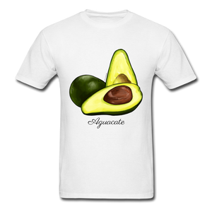 Aguacate Classic Men's T-Shirt - white
