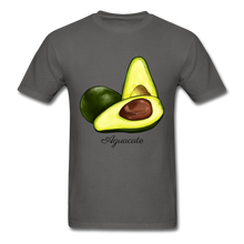 Aguacate Classic Men's T-Shirt - charcoal Exclusive collection from El Galpón. Affordable fashion shirts for men and woman inspired in Puerto Rico's culture. We ship to all US states & Puerto Rico. Shop Online Now !