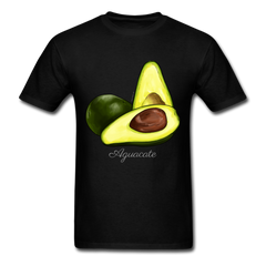 Aguacate Men's T-Shirt - Black - black