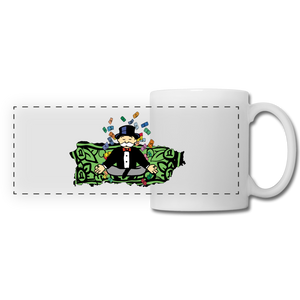 Umh Panoramic Mug - white