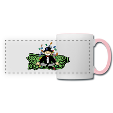 Umh Panoramic Mug - white/pink
