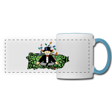 Umh Panoramic Mug - white/light blue