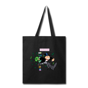 Monopoly Tote Bag - black