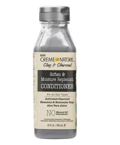 Clay And Charcoal Soften And Moisture Replenish Conditioner