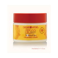 Creme of Nature Argan Curl + Hold