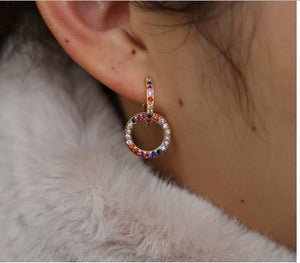 Bitsy Hoop Earrings
