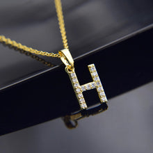 Load image into Gallery viewer, Afam A-Z Initials Necklace