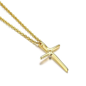 Udo Hallowed Cross Necklace