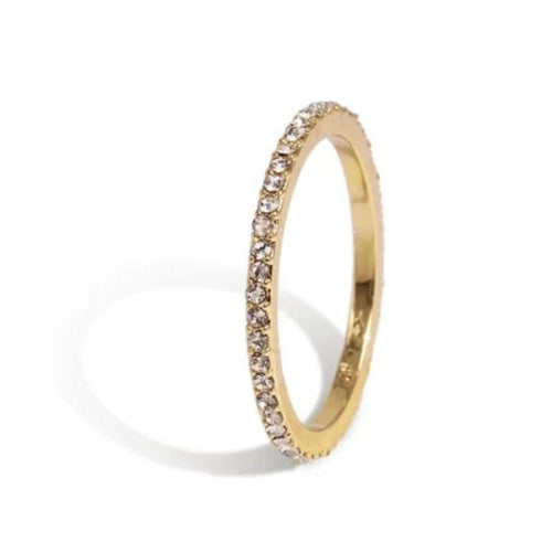 Mini Bella-Rova Eternity Ring