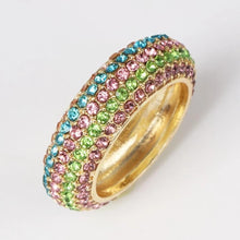 Load image into Gallery viewer, Bella-Rova Eternity Ring