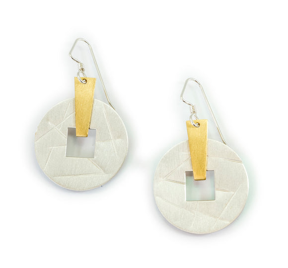 Earrings MAREM155 by Greg Geyer